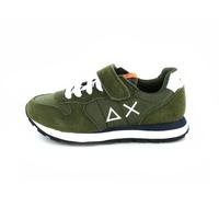 Sun 68 sneakers veter groen