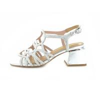 Alma En Pena sandalen zilver