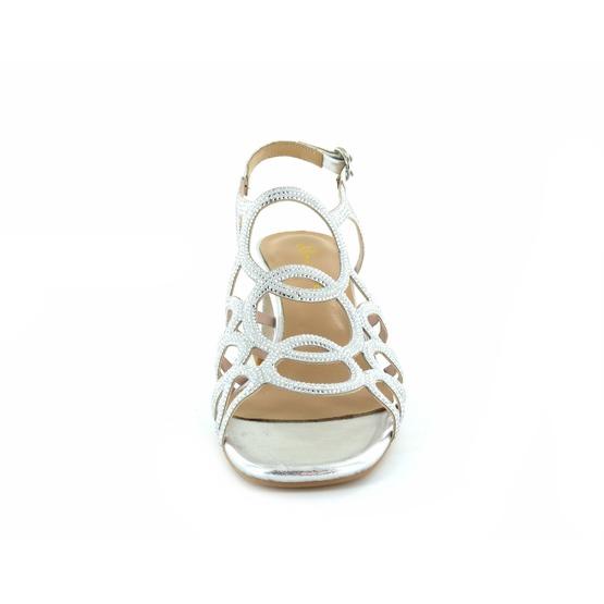 Alma En Pena sandales argent