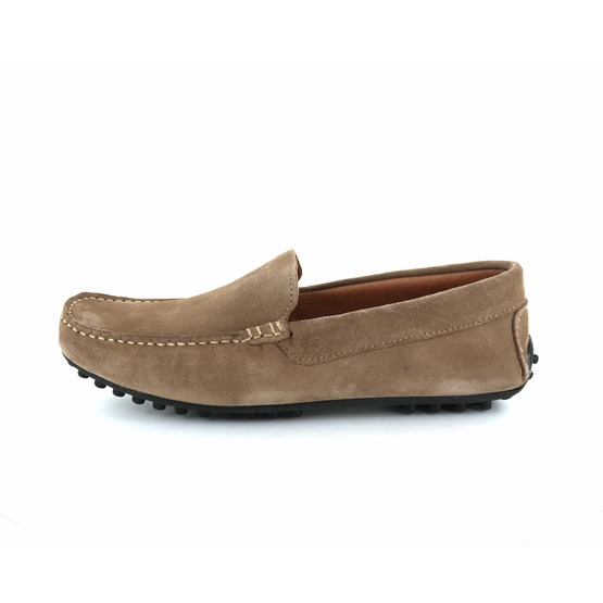 Cypres mocassins taupe