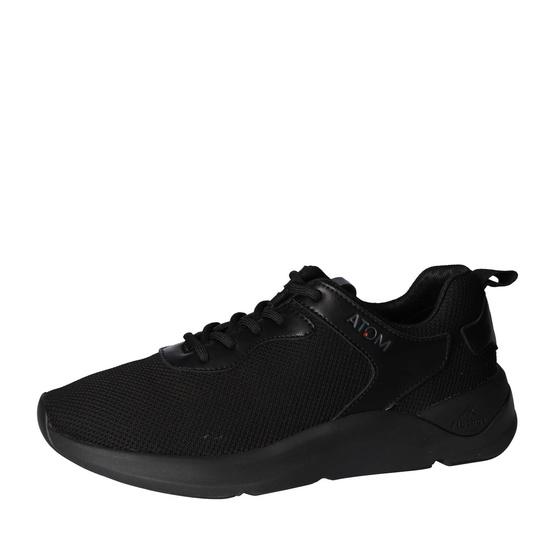 Fluchos sneakers zwart