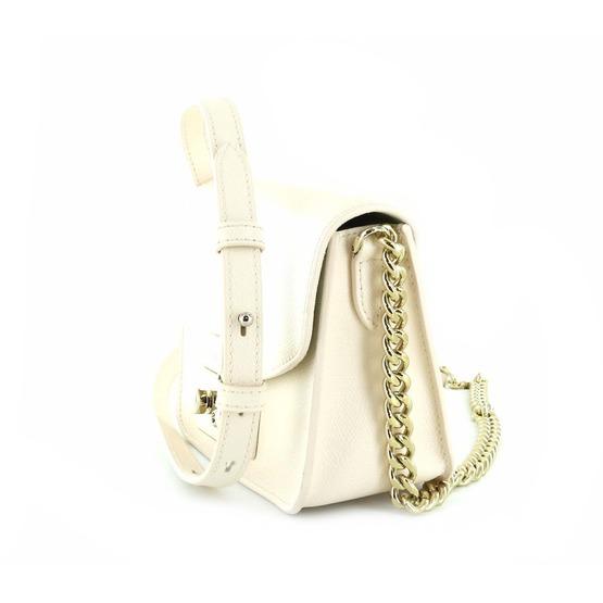 Furla kleine handtassen - avondtassen lichtbeige