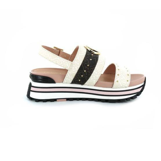 Liu Jo sandalen lichtbeige