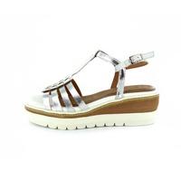 Tamaris sandalen zilver