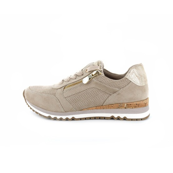Marco Tozzi sneakers taupe