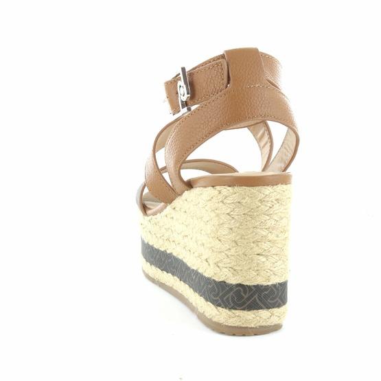 Liu Jo sandalen cognac