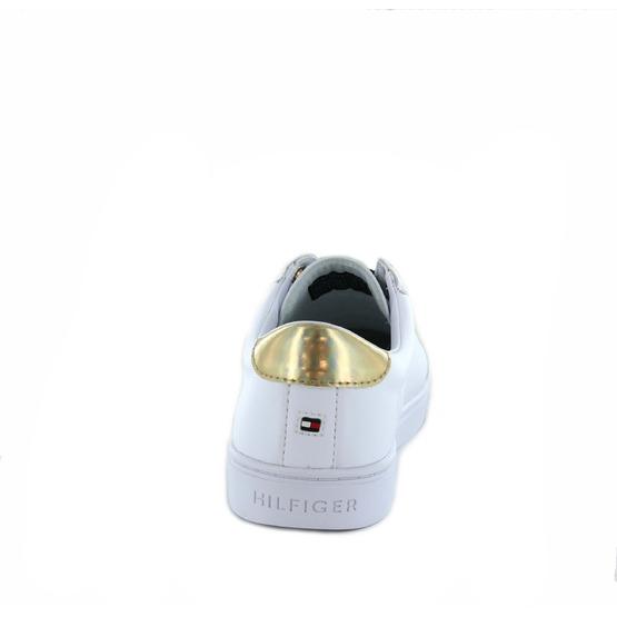 Tommy Hilfiger loafers - espadrilles wit