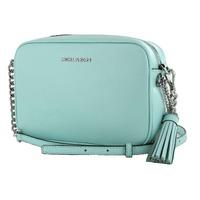 Michael Kors kleine handtassen - avondtassen turquoise