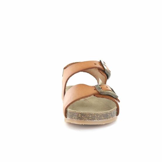 Kipling sandales cognac