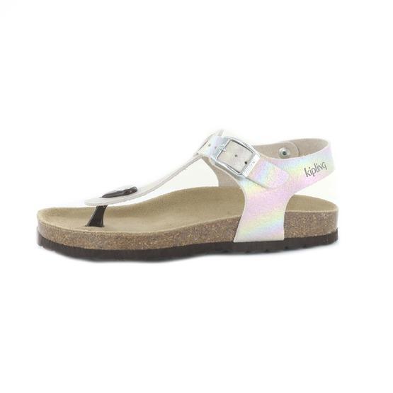 Kipling sandalen goud
