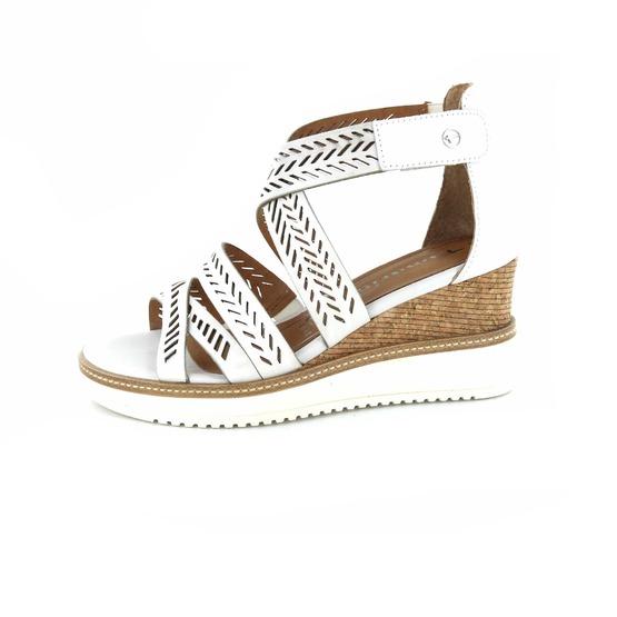 Tamaris sandales blanc