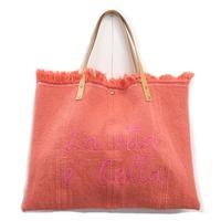 Marlon reistassen - shoppers roze