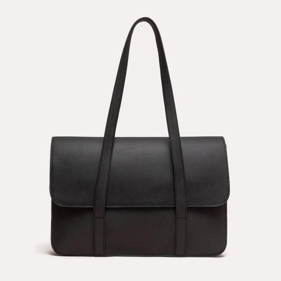 Lies Mertens handtassen zwart