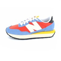 New Balance sneakers lichtblauw