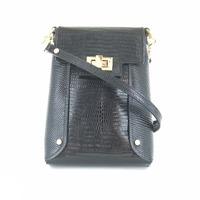 Gianni Notaro kleine handtassen - avondtassen zwart