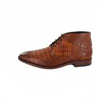 Rehab boots cognac
