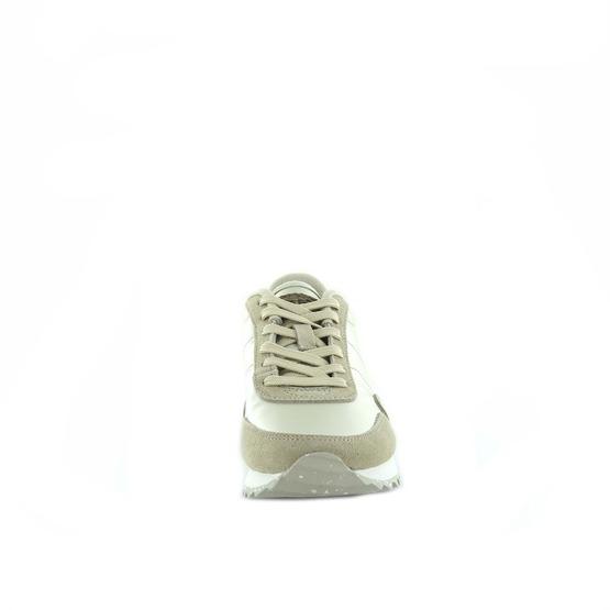 Woden sneakers lichtbeige