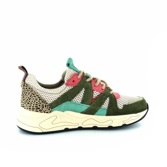 Poelman sneakers groen