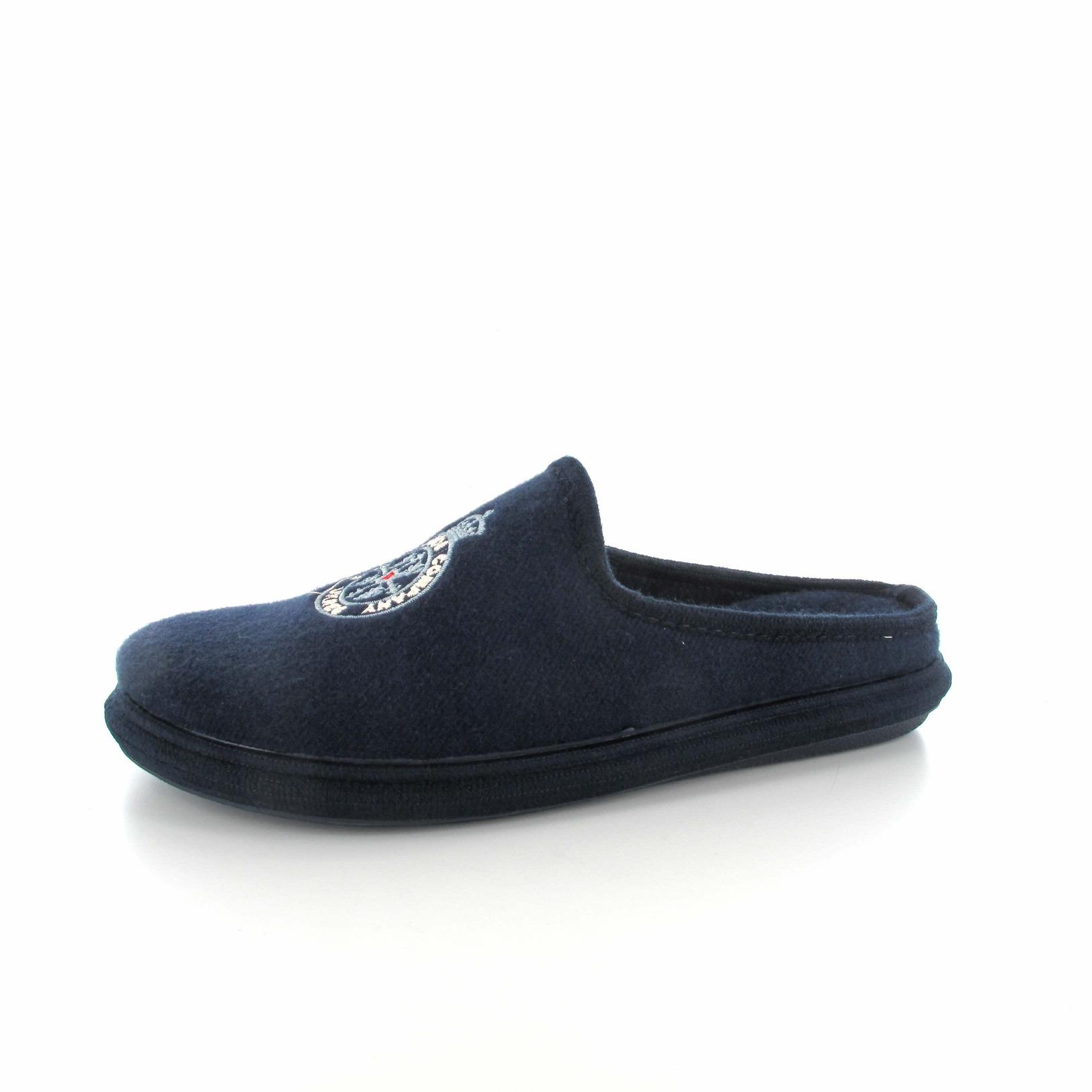 Fiume Woods / Pantofole, Blu