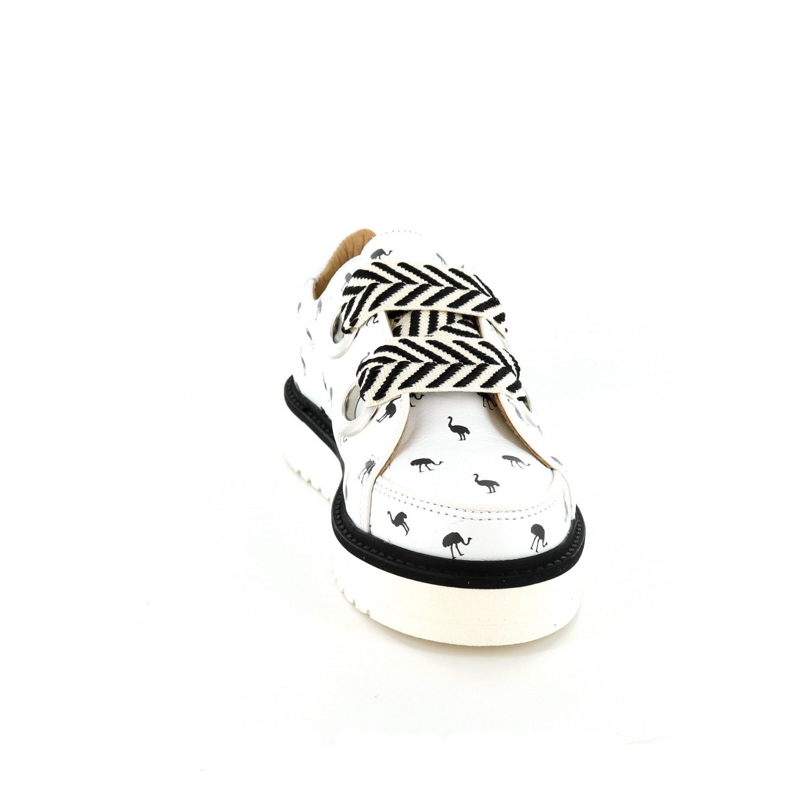 Svnty / Chaussures En Dentelle - Chaussures De Sport, Blanc