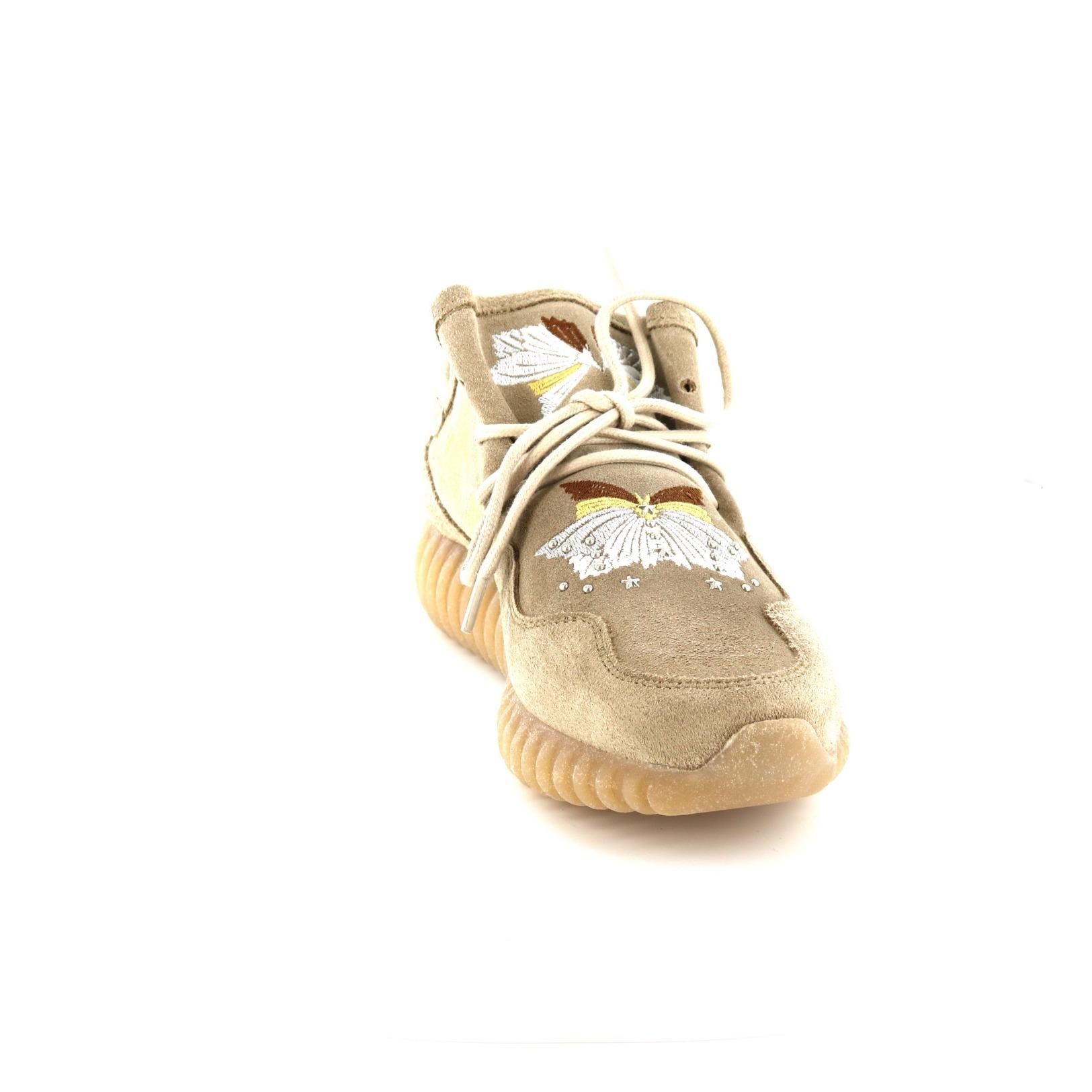 Svnty / Chaussures De Dentelle - Chaussures De Sport, Taupe