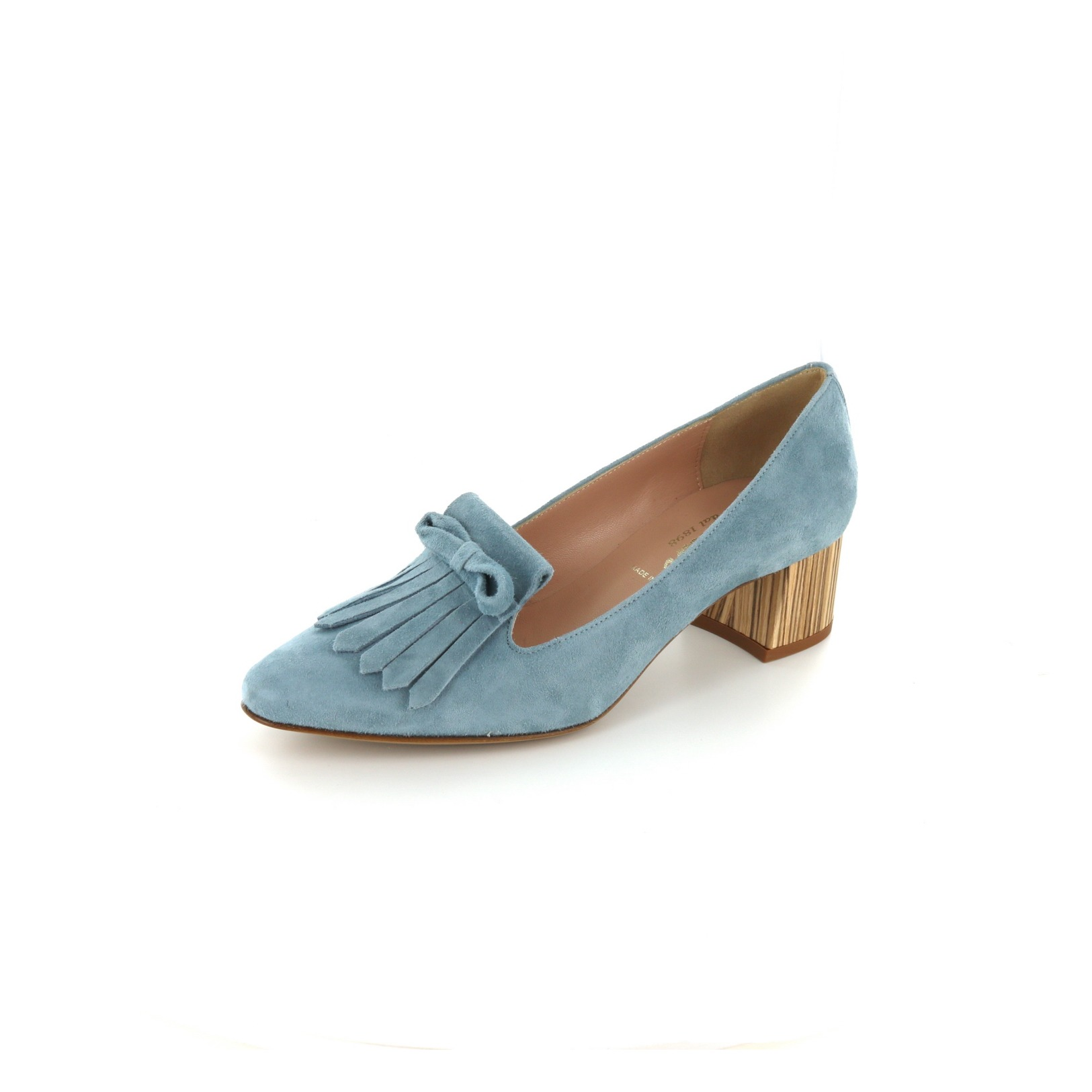 VOLTAN / Pumps, licht blauw