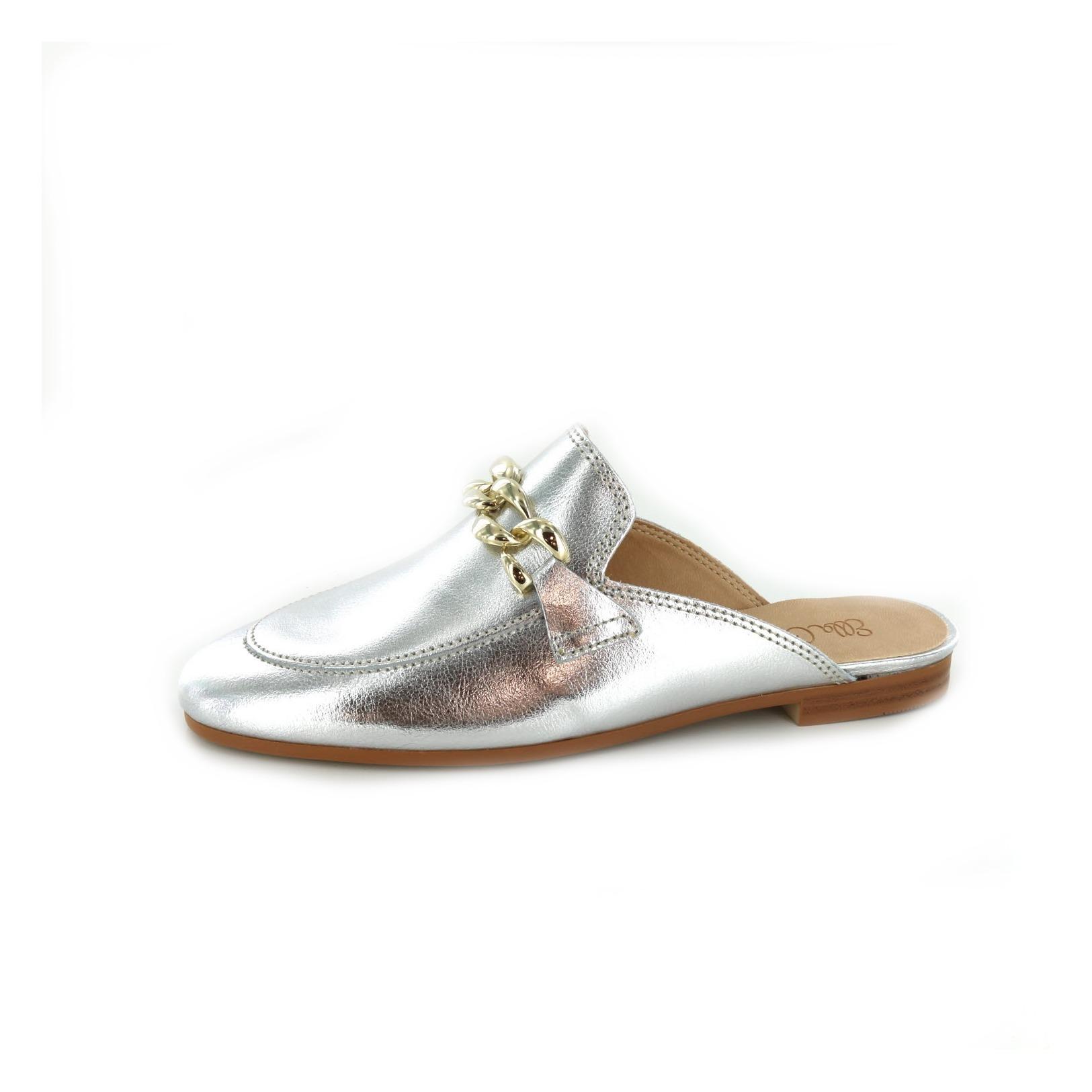 Ella Cruz / Pantofole - Pantofole, Argento