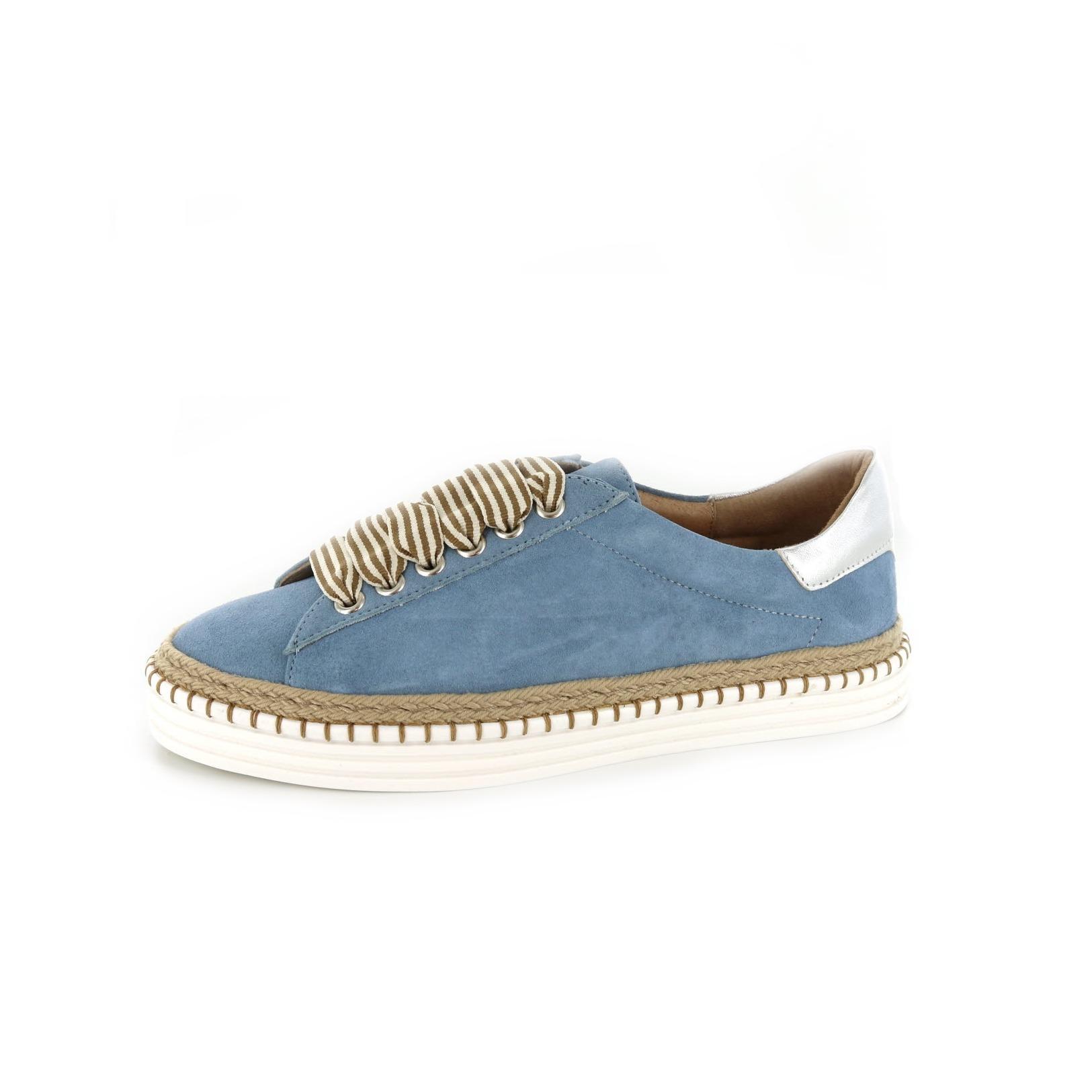 Conchisa / Chaussures De Dentelle - Chaussures De Sport, Bleu Clair