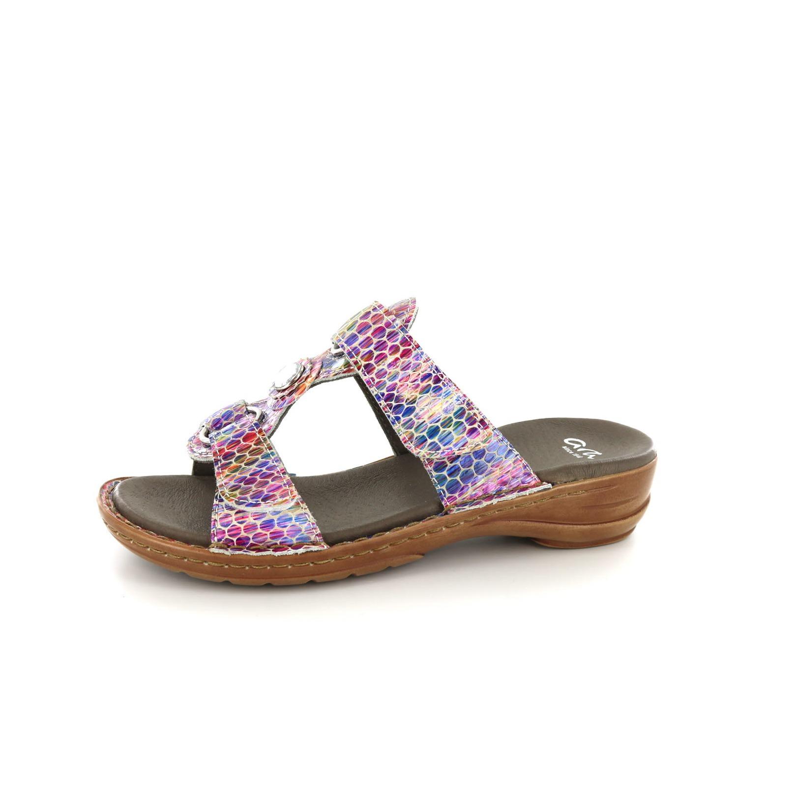 Ora / Pantofole - Muiltjes, Multicolore