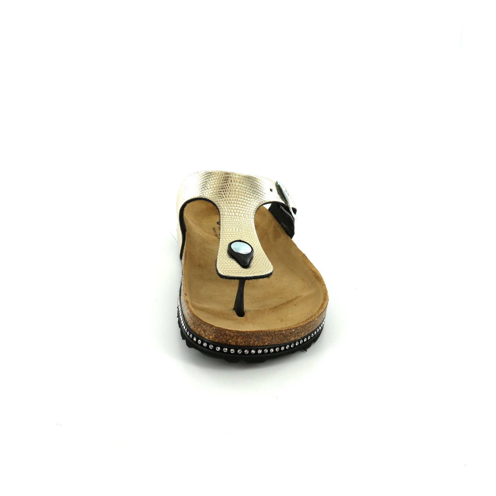 Cipresso / Pantofole - Pantofole, Oro