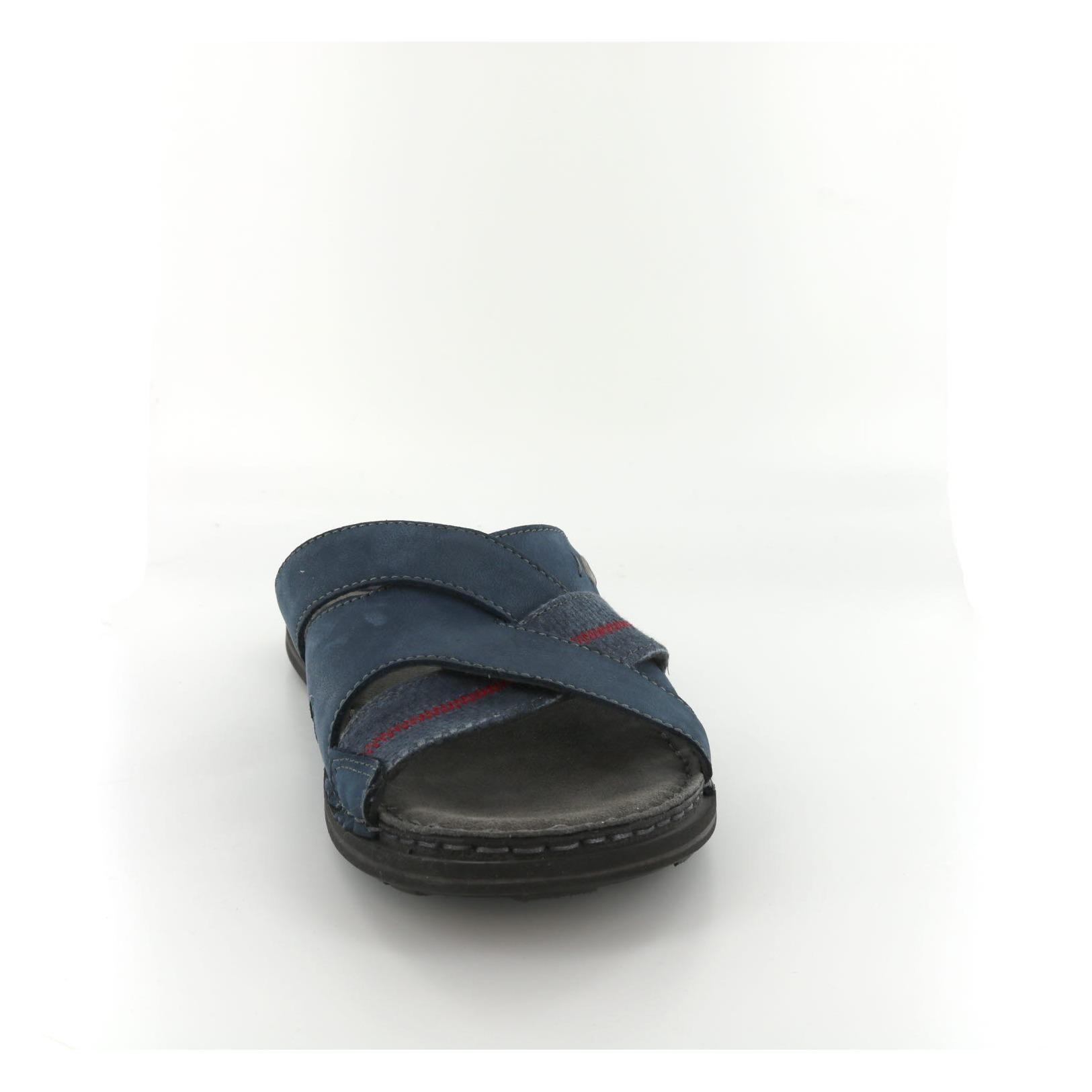 Cipresso / Pantofole, Blu