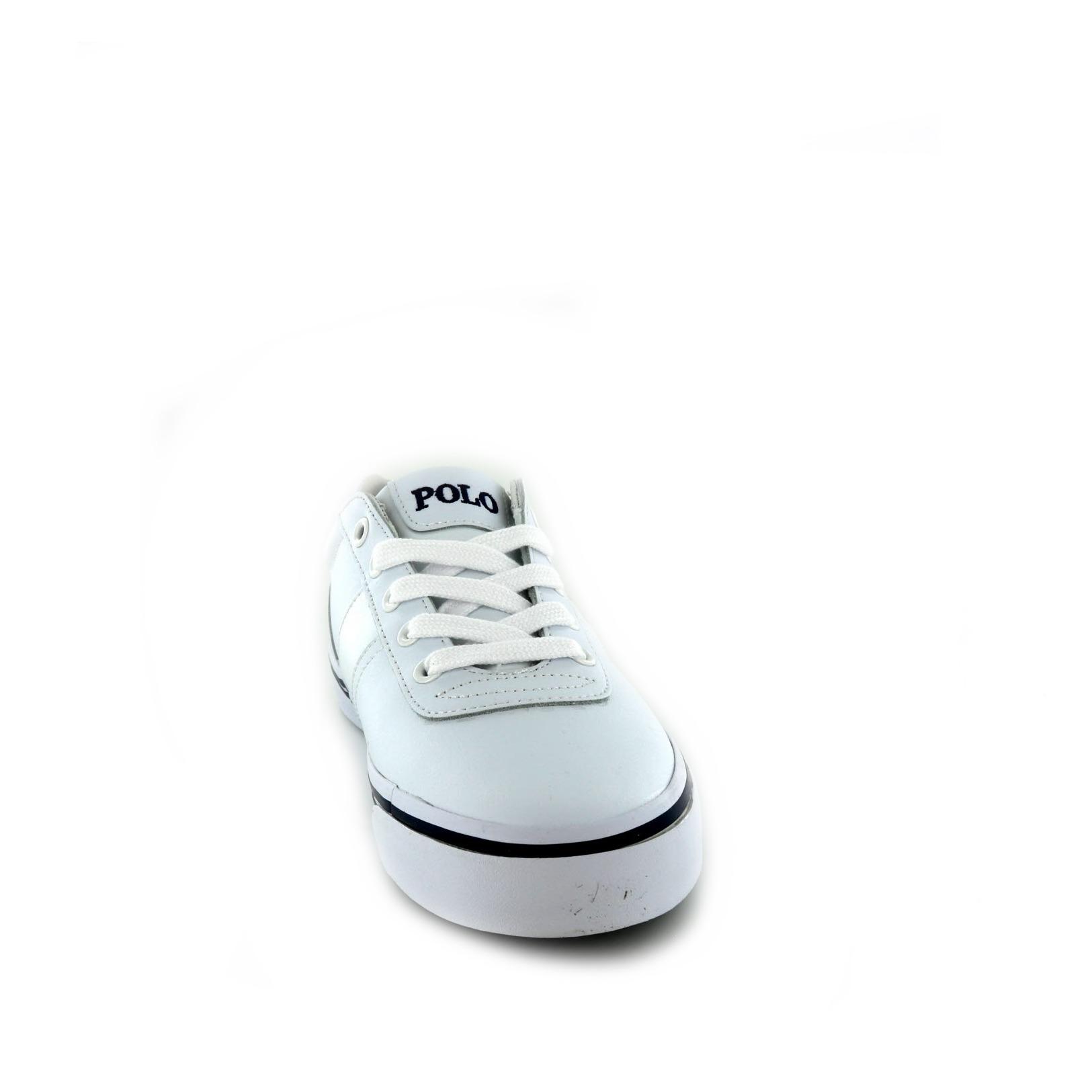 Polo Ralph Lauren / Pizzo Scarpe - Scarpe Da Ginnastica, Bianco
