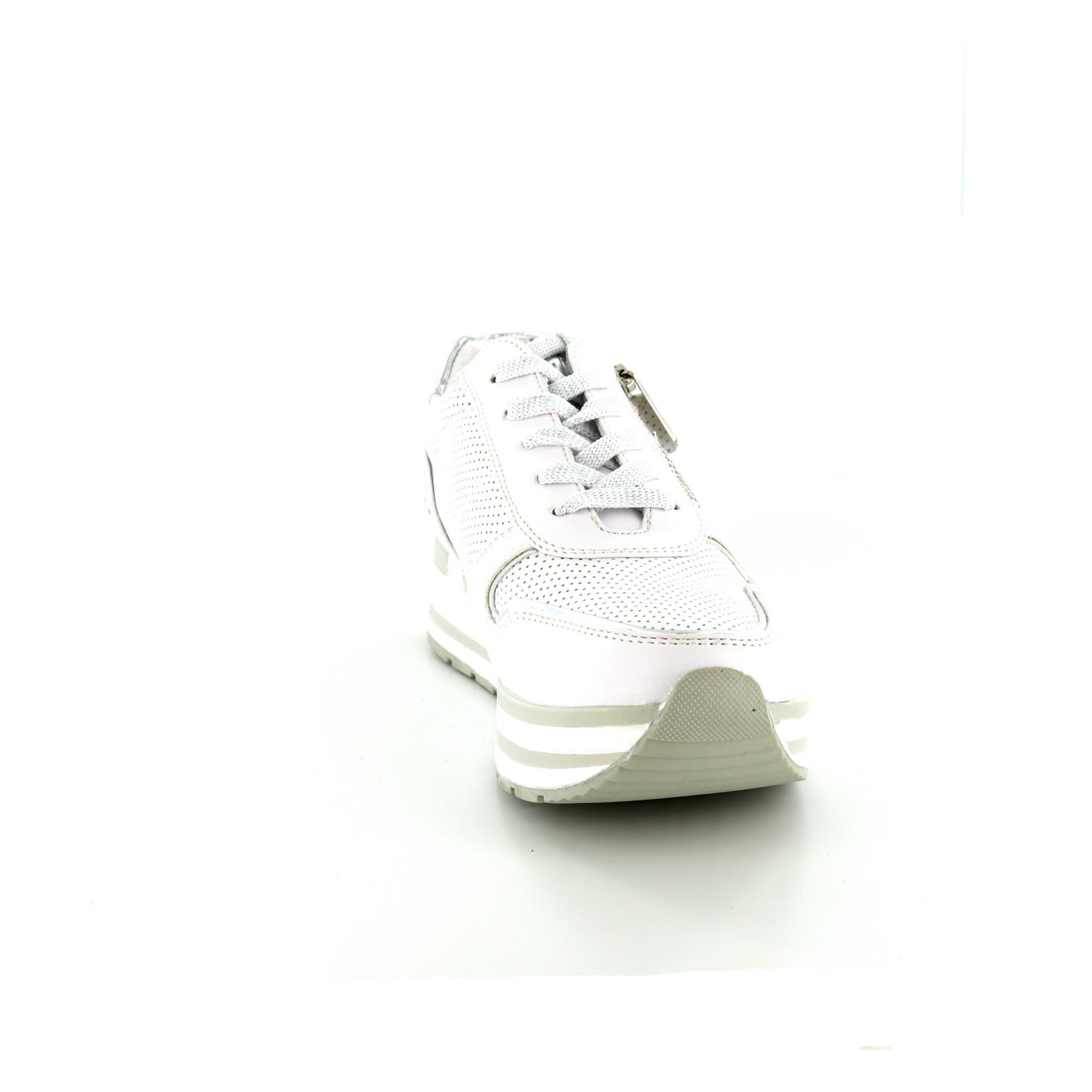 Marco Tozzi / Pizzo Scarpe - Scarpe Da Ginnastica, Bianco