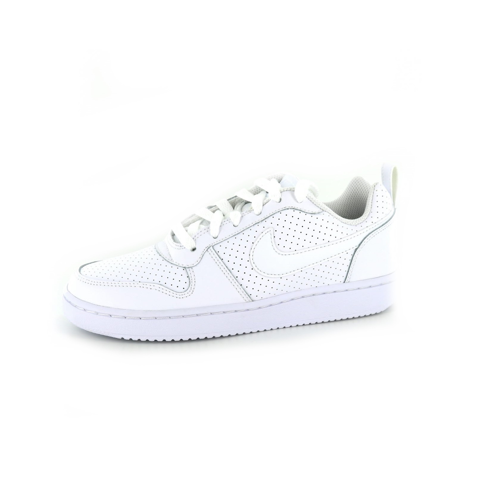 Nike / Blonder Sko - Joggesko, Hvit