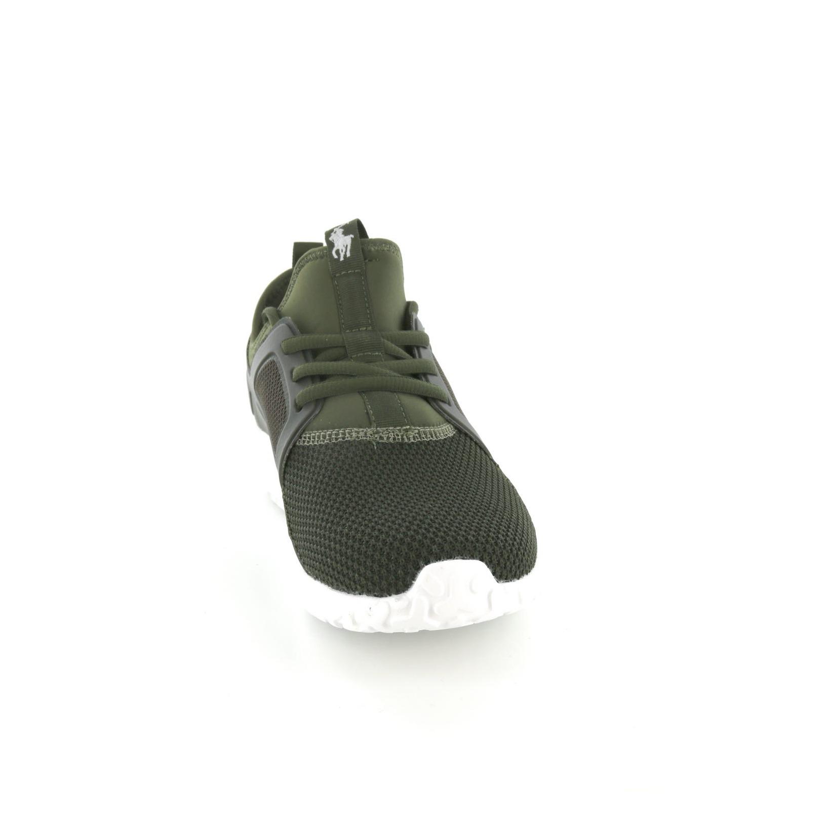 Polo Ralph Lauren / Chaussures À Lacets - Chaussures De Sport, Vert