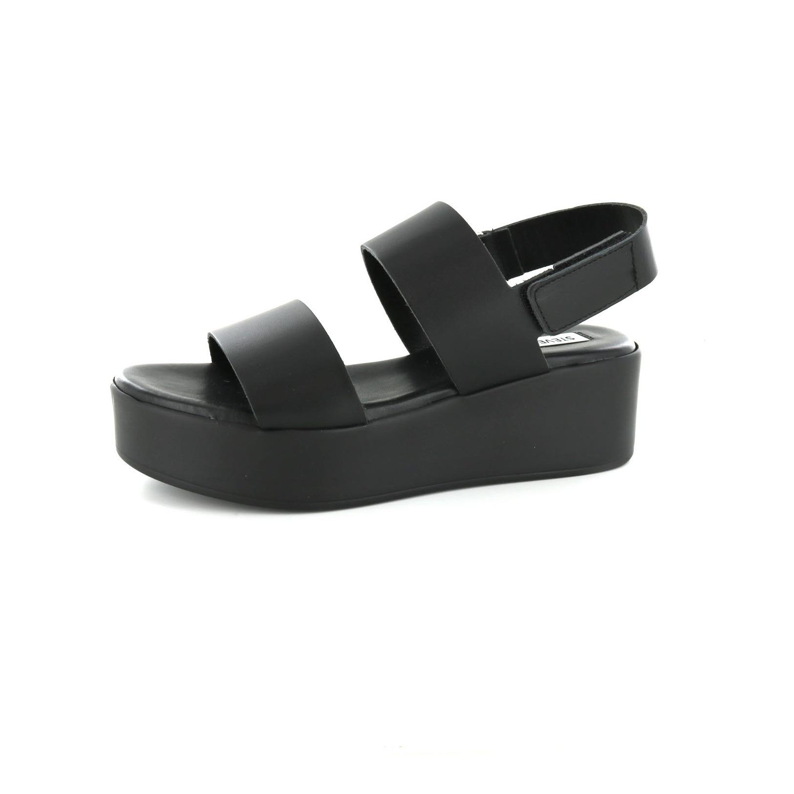 STEVE MADDEN / Sandalen, zwart