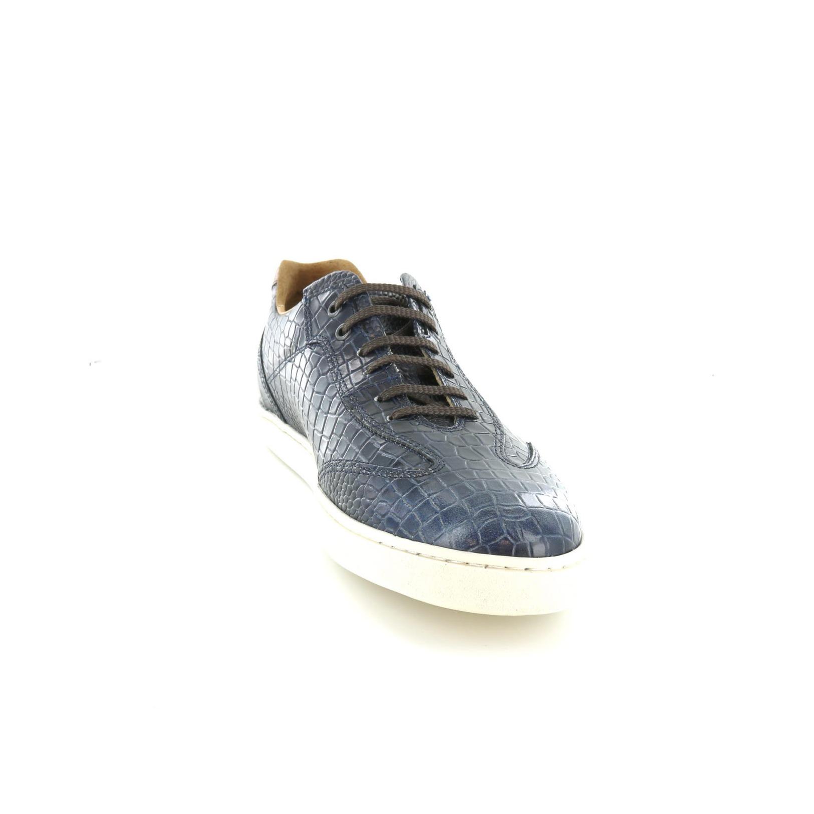 Des Chaussures À La Bombe / Dentelle - Chaussures De Sport, Bleu