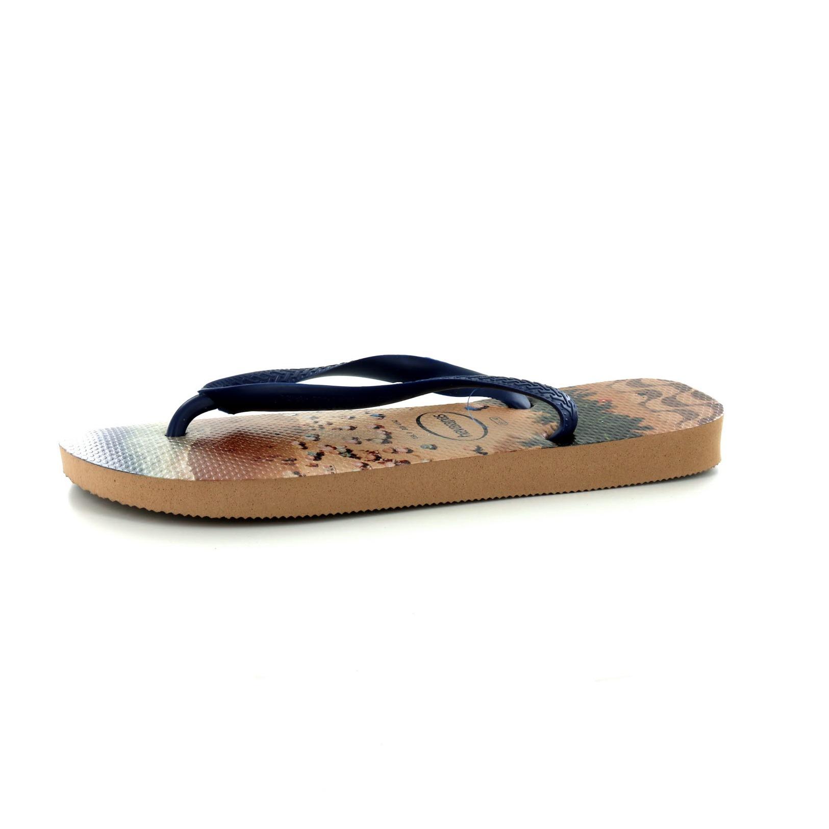HAVAIANAS / slippers, blauw