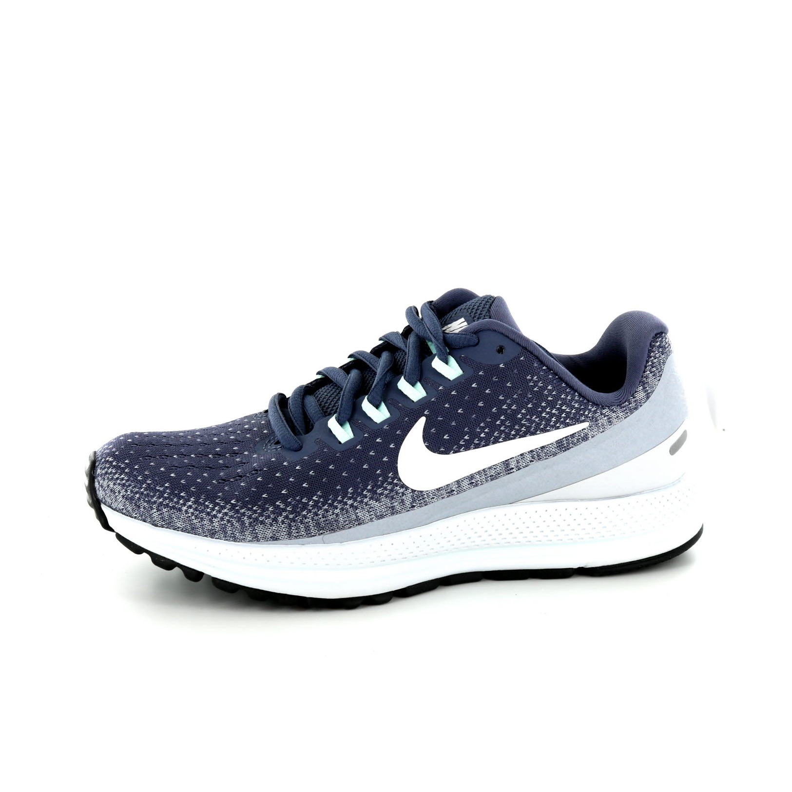 Nike / Chaussures À Lacets - Chaussures De Sport, Gris