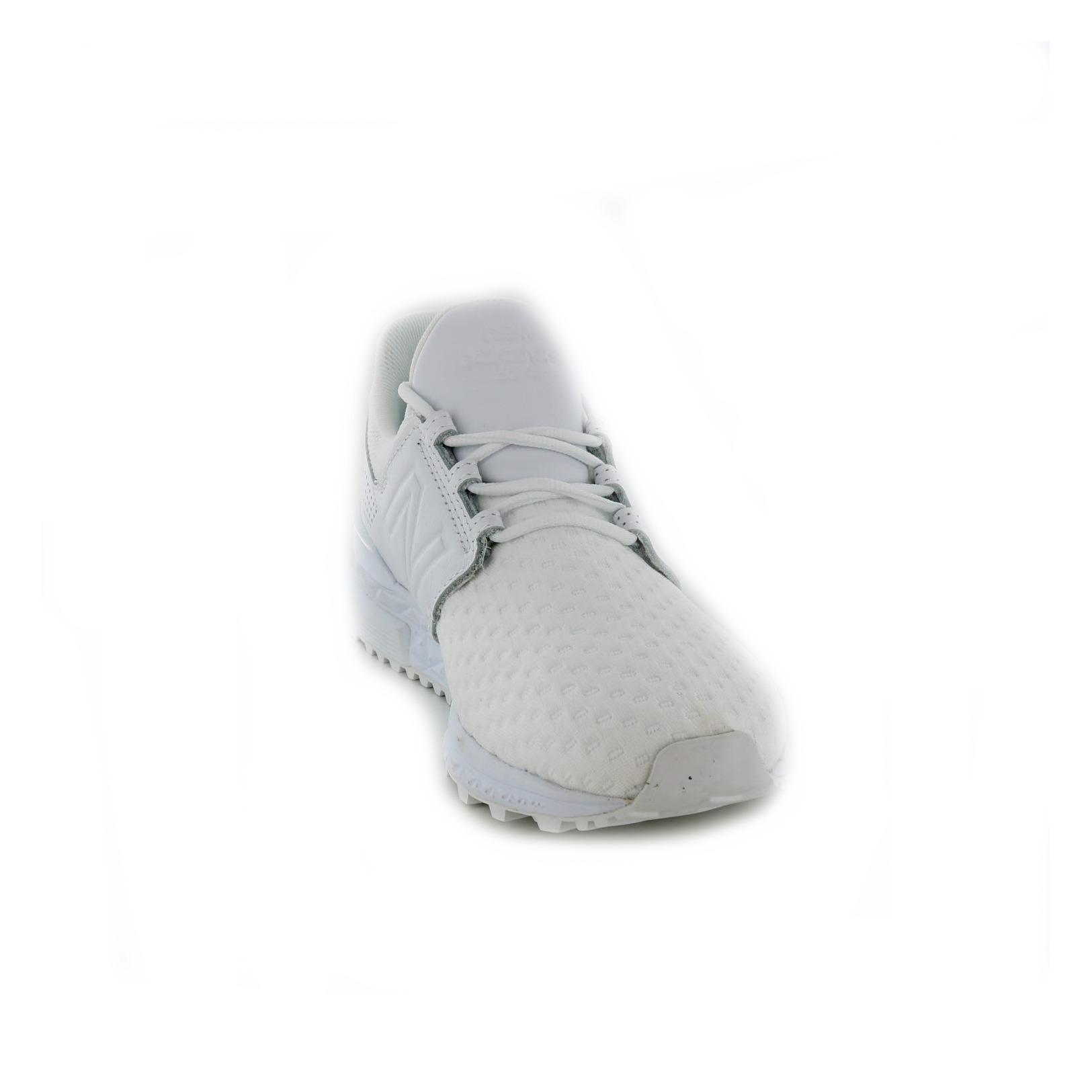 Nouvelles Chaussures Équilibre / Dentelle - Chaussures De Sport, Blanc