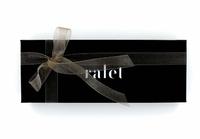 Bestel uw cadeaubon bij Ralet