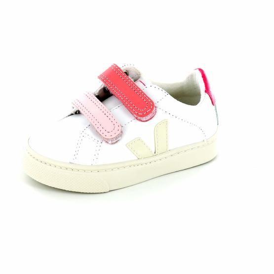 Kinderschoenen Belgie.Veja Sneakers Velcro Kinderschoenen Schoenen Esplar Velcro