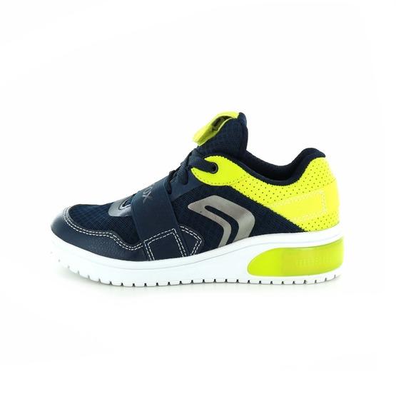 Kinderschoenen Met Lichtjes Maat 23.Geox Veterschoenen Kinderschoenen Schoenen J927 Qb Co749