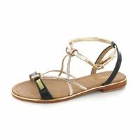 Les Tropeziennes sandalen zwart