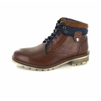 Cypres boots donkerbruin