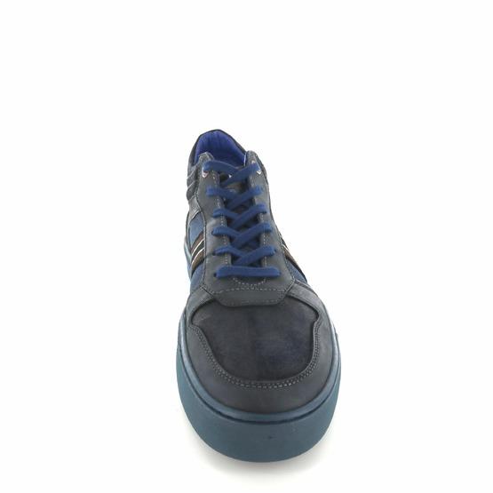 Braend boots blauw