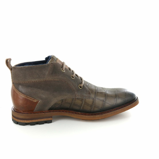 Rapid Soul boots taupe
