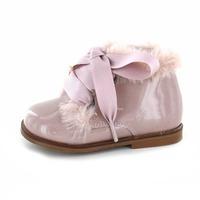 Clarys booties roze