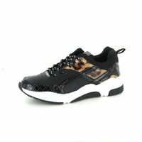 Shoecolate veterschoenen zwart