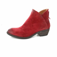 Mat:20 booties bordeaux